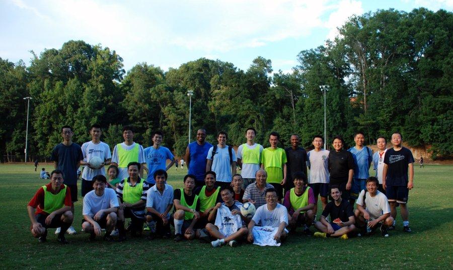 emory soccer