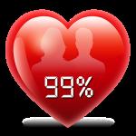 Love percent 1