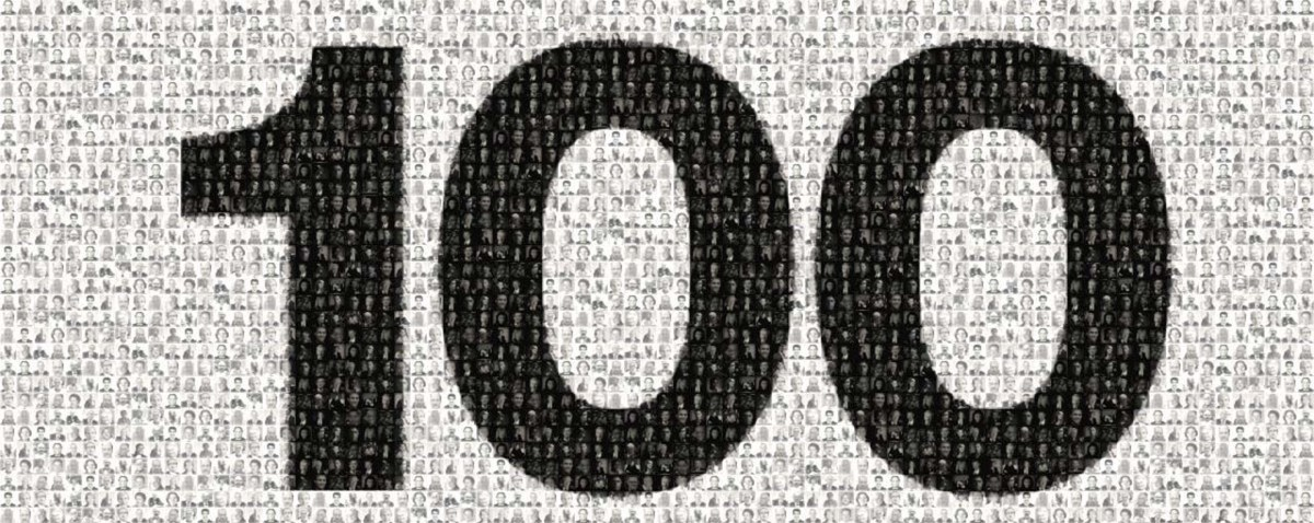 We Are the 100 Percentiles