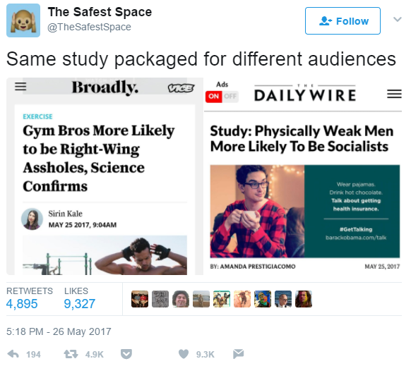 gym bros tweet