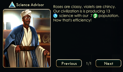 civ science