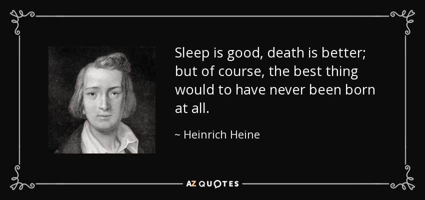 heine death