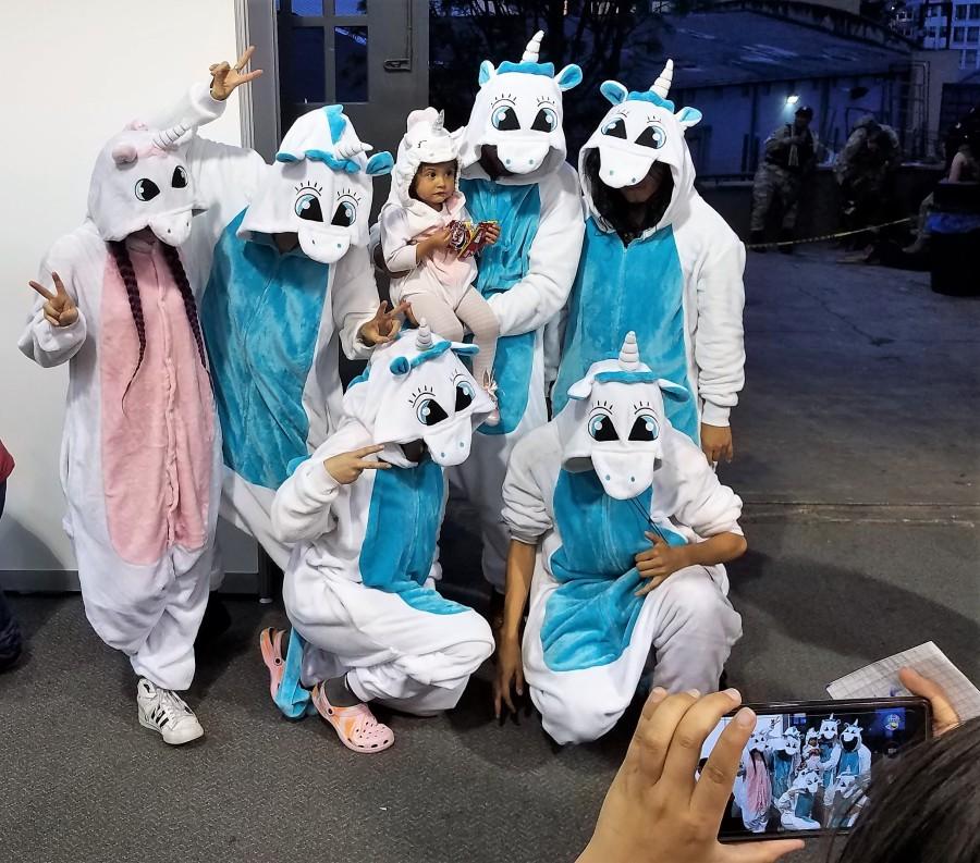 Bogota cosplay 2