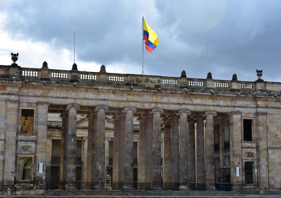 Bogota palace