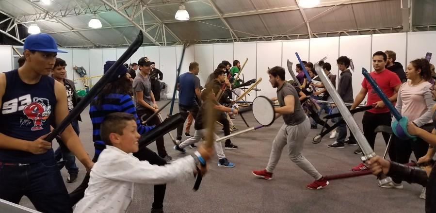 Bogota swords