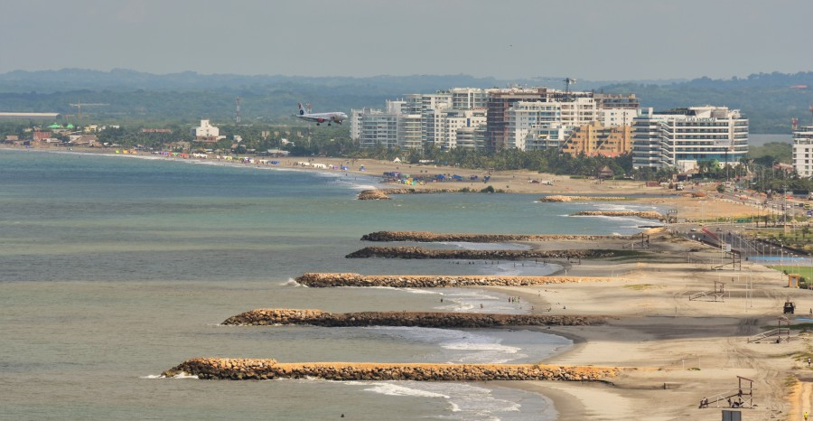Cartagena plane