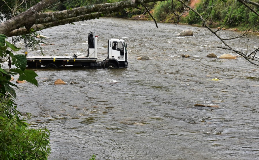 SanCa drowned truck