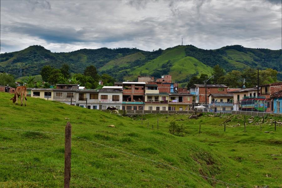 SanCa hills view