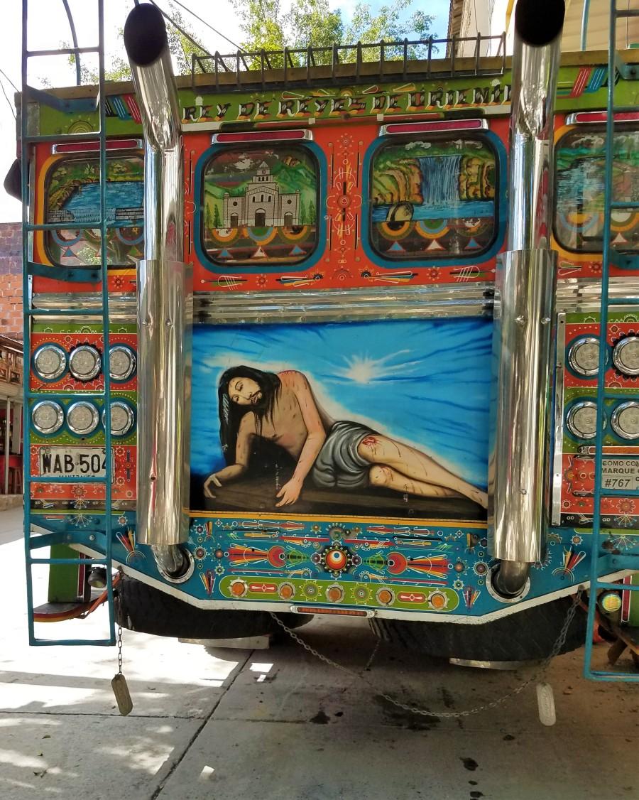 SanCa Jesus truck