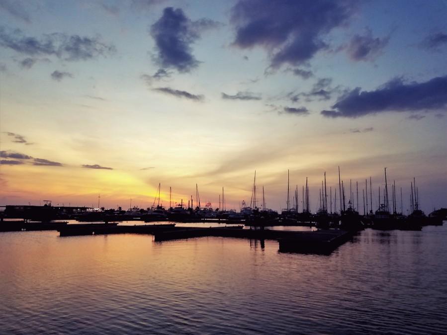SanMarta sunset