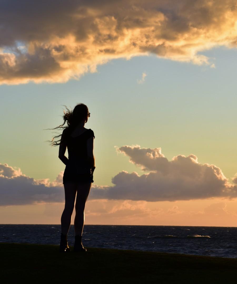 Terese sunset.JPG