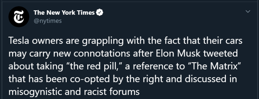 nytimes musk
